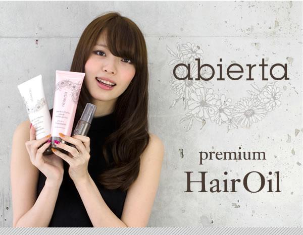 abierta premium Hair Oil